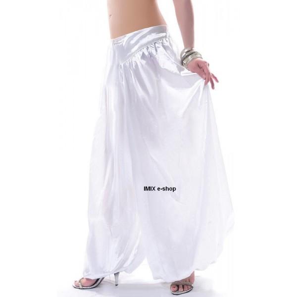 Saténové sultánské kalhoty HASSIBA