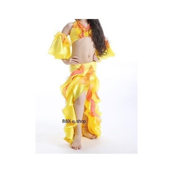 Dětský kostým na břišní tance NAIMA