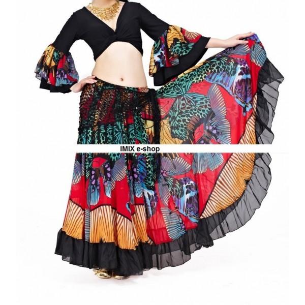 Flamenco Gypsy kostým ARELLA