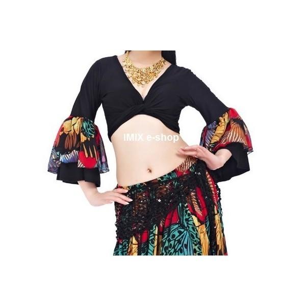 Flamenco top ARELLA s volány
