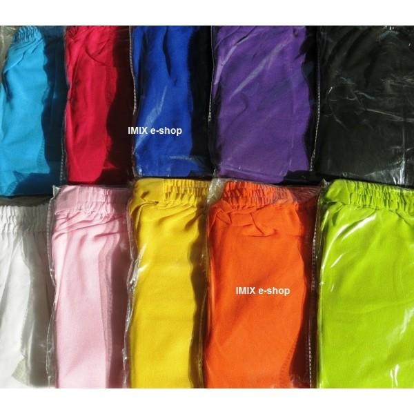 Žoržetové harémové kalhoty ANISAH