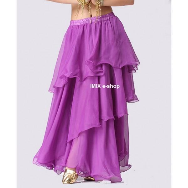 Třívrstvá sukně spirálová ZAHIA