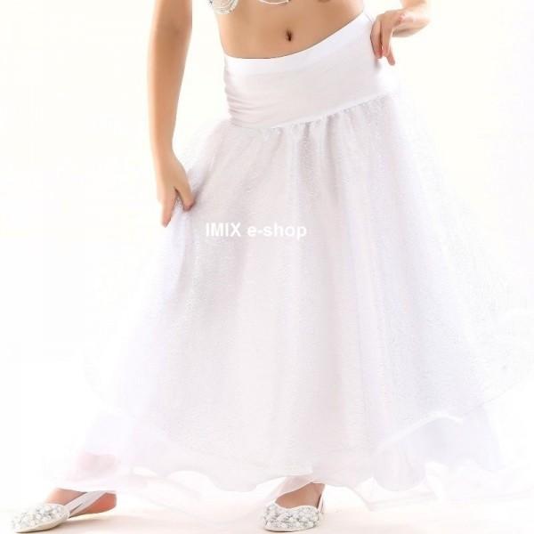 Profesionální dívčí sukně třívrstvá ZAHI