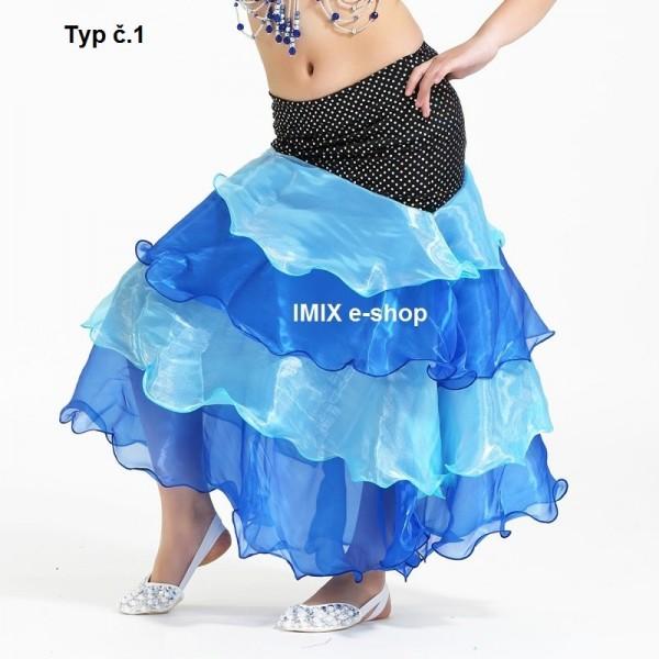 Profesionální dívčí sukně ADARA