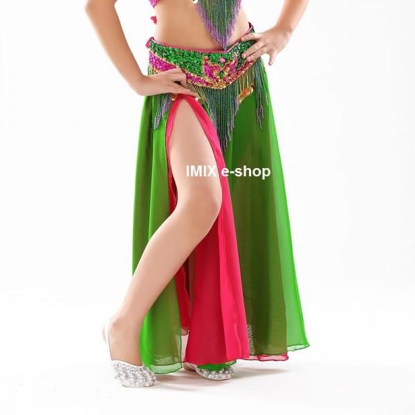 Dívčí sukně na břišní tance FARIS