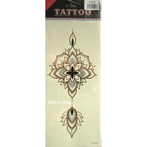 Dočasné tetování na tělo - velké