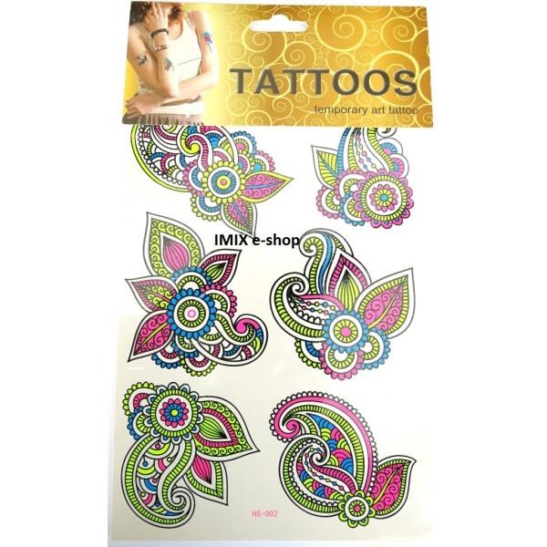 Nalepovací tetování RAZÍCÍ č.21