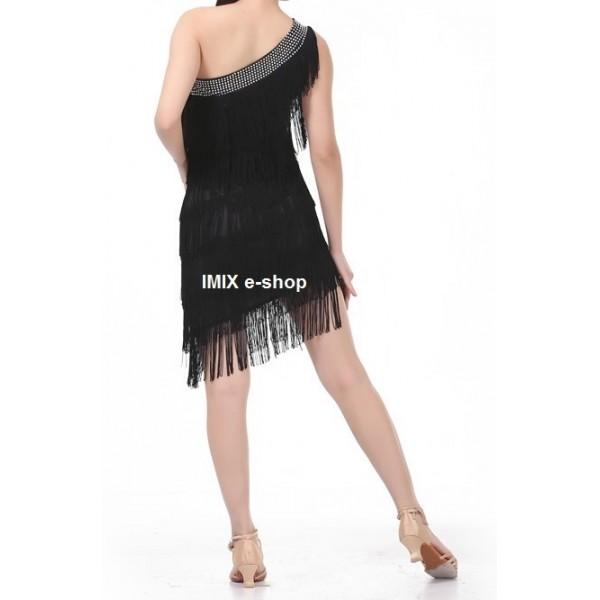 Latino třásňové šaty Amanda