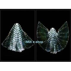 LED křídla ISIS plná BÍLÁ - 316 diod