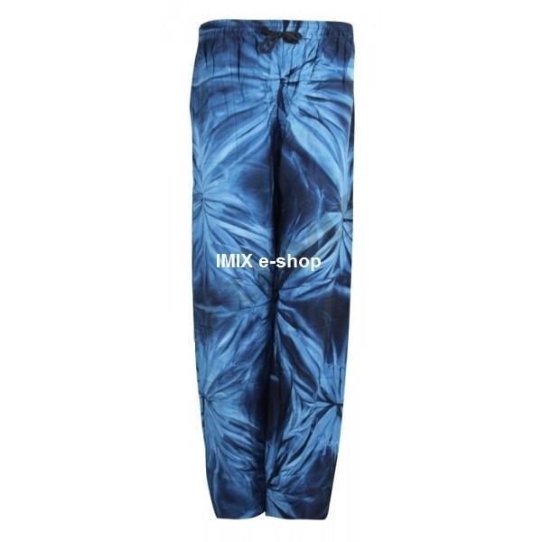 Letní batikované kalhoty