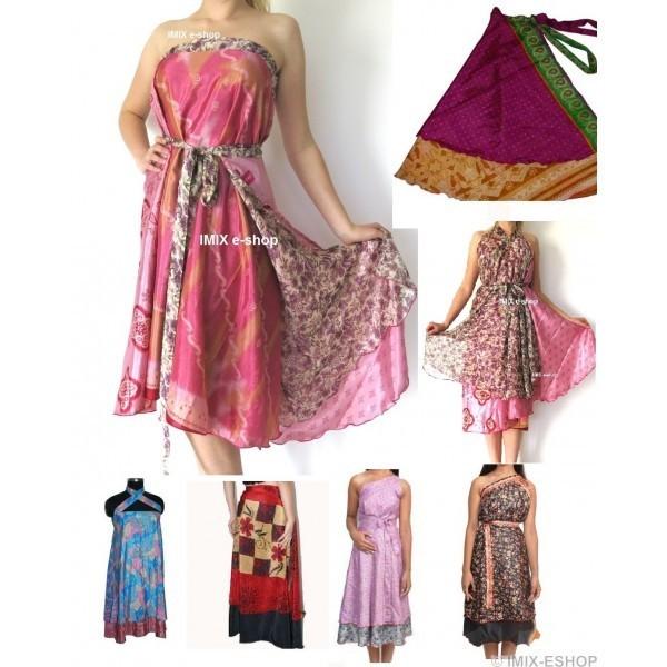 Kariza sukně dlouhá - NÁHODNÁ BARVA a slevy