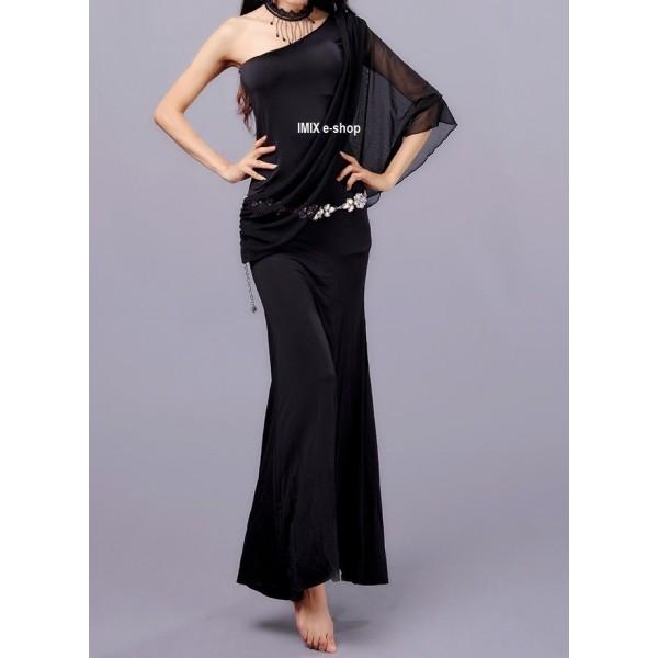 Taneční úzké dlouhé šaty Carolina