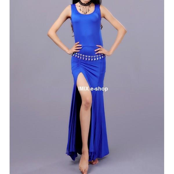 Taneční úzké šaty s odhalenými zády Patricia