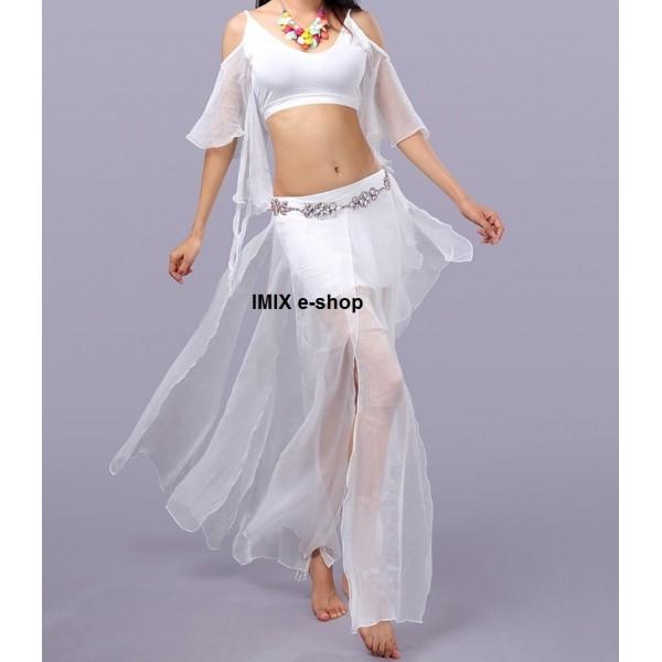 Třídílný kostým / šaty taneční šaty Susana