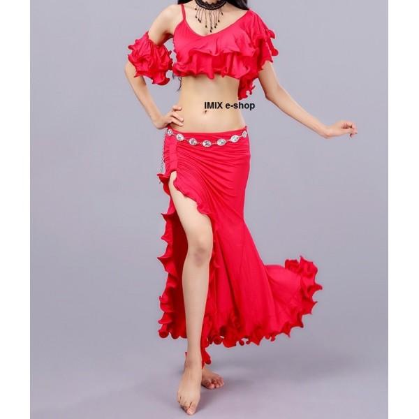 Třídílné taneční šaty Samanta
