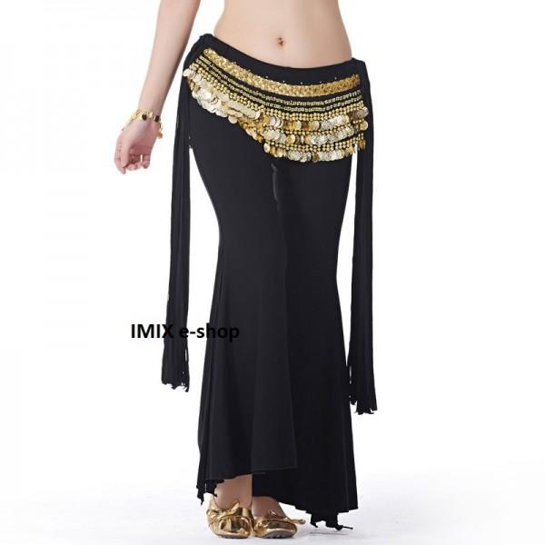 Třásňové TRIBAL kalhoty THANA - VĚTŠÍ VELIKOST
