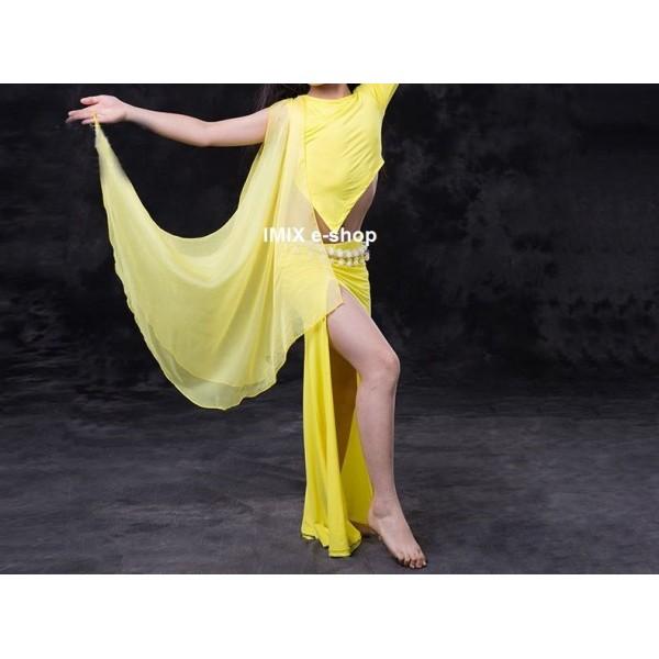 Dívčí taneční kostým CRYSTAL