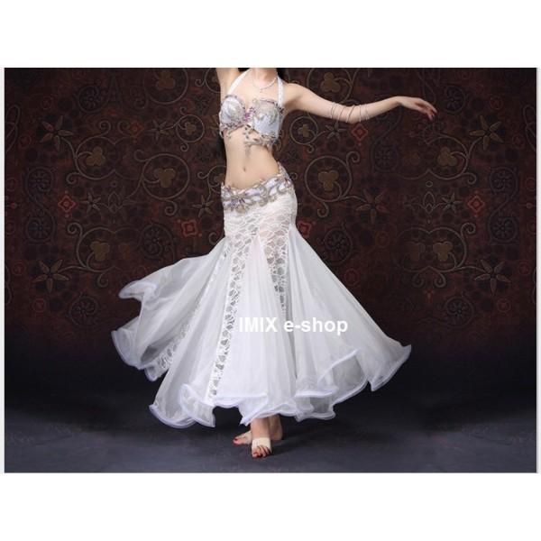 Krajková průhledná sukně LILIA