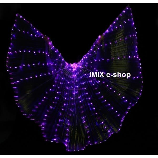 LED křídla ISIS barevná (VÝBĚR BAREV) - 316 diod