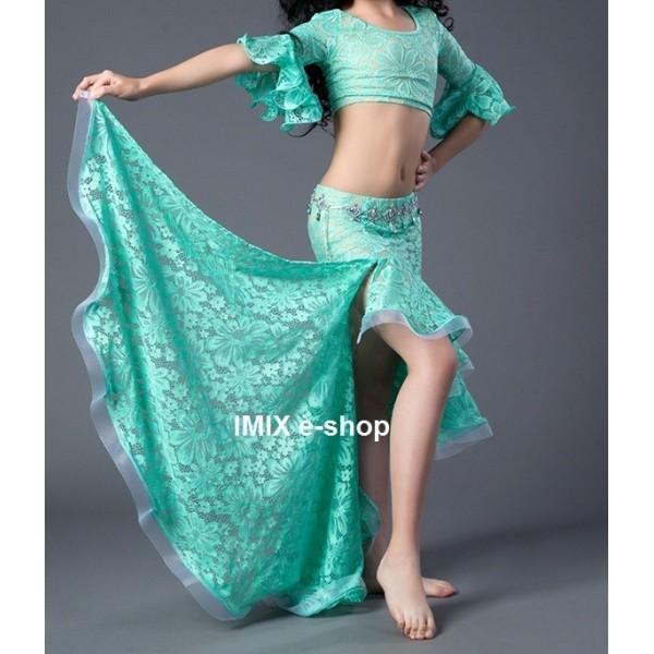Profesionální dívčí krajkový kostým Miriam