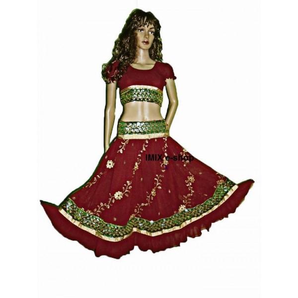 Bollywood kostým SHANTI na míru