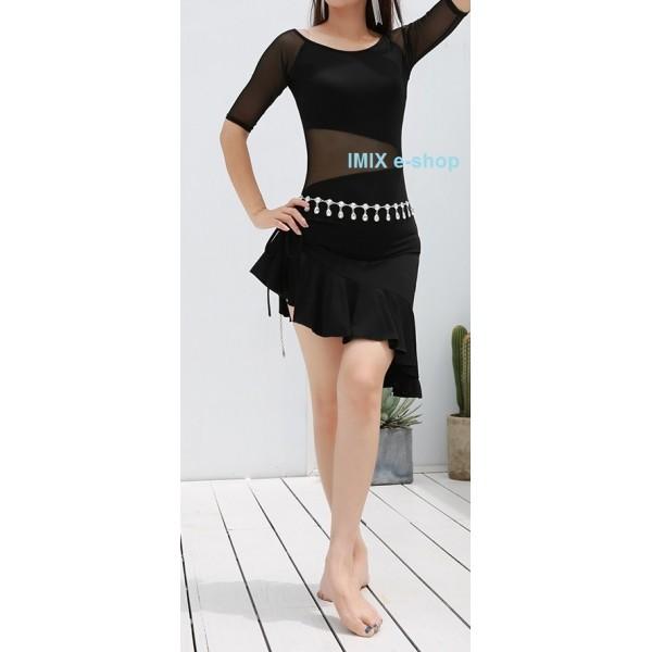 Taneční krátké šaty orient i latina Olivia