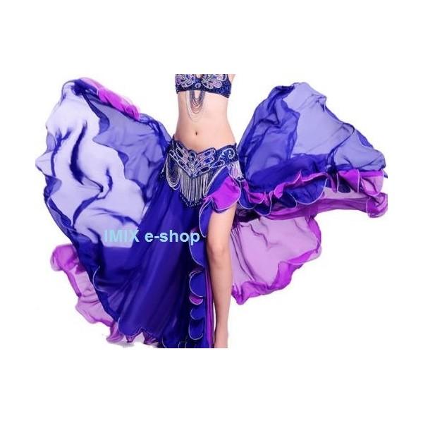 Dvojitá volánová sukně SANIA