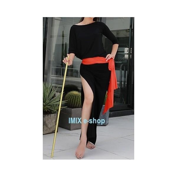 Moderní Saidi taneční 4-dílné šaty Luna