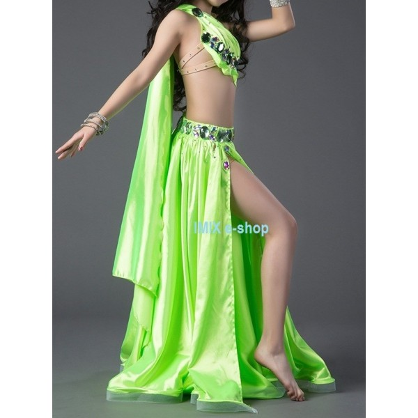 Luxusní orientální dívčí taneční komplet NIMALI