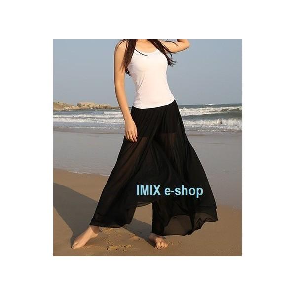 Kalhotový volný komplet Lalita