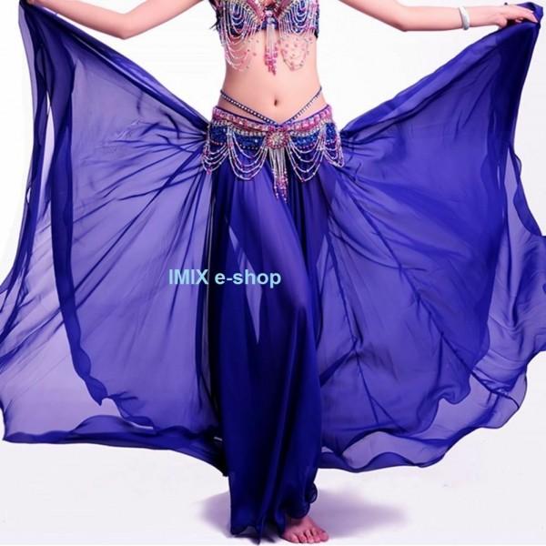 Kolová sukně se spodničkou MELEK