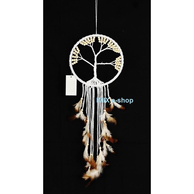 Lapač snů - strom života 20 cm