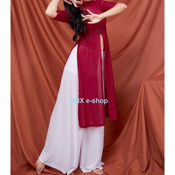 Tradiční stylový taneční oděv ASIA
