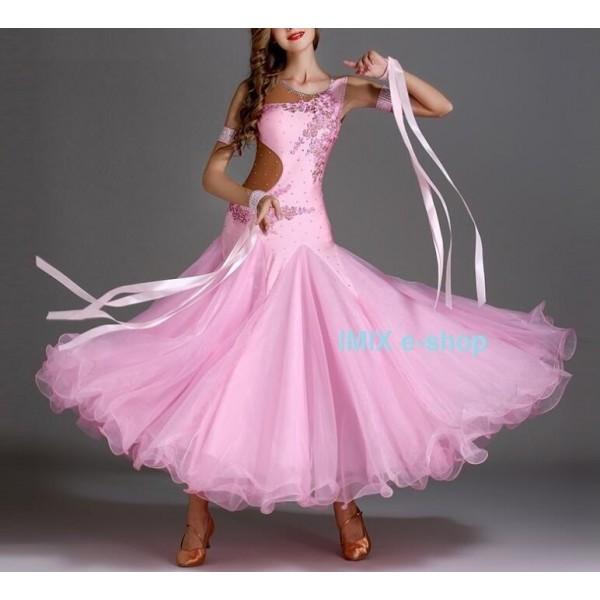 Taneční šaty na standardní tance Camila