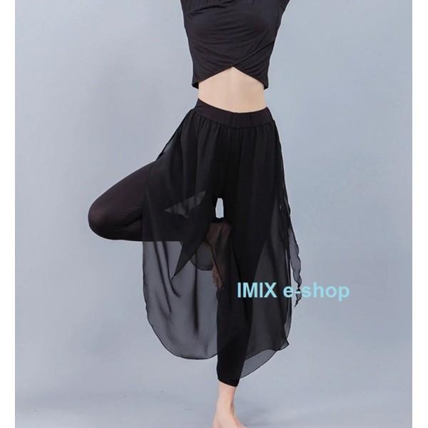 Taneční i cvičící tréninkové kalhoty BALET