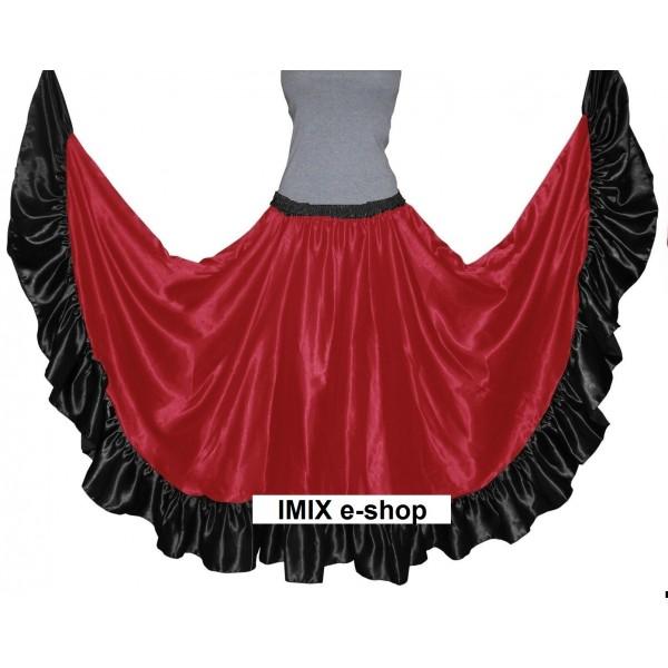 Doprodej - Sukně Flamenco  (délka 108 cm)