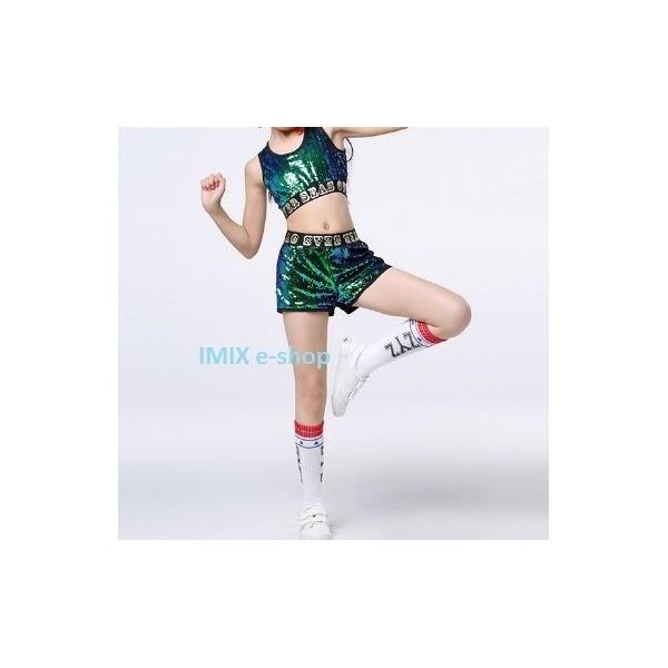 Dívčí taneční šaty Street Dance
