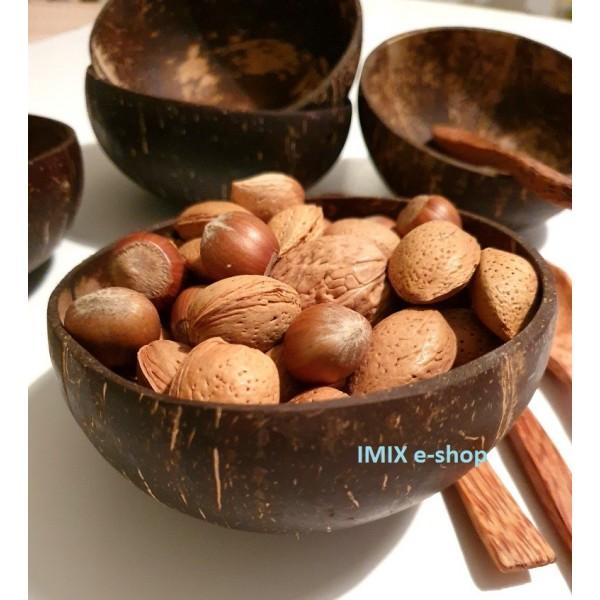 Přírodní kokosová miska NATURAL