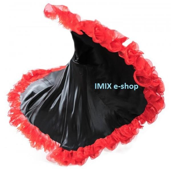 Flamenco dámská sukně s volánem Angela - více barev