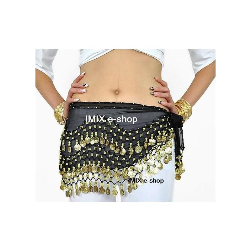 Penízkový šátek ALIMA  - ZUMBA (158 penízků)