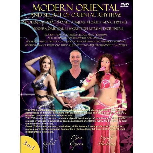DVD Modern Oriental