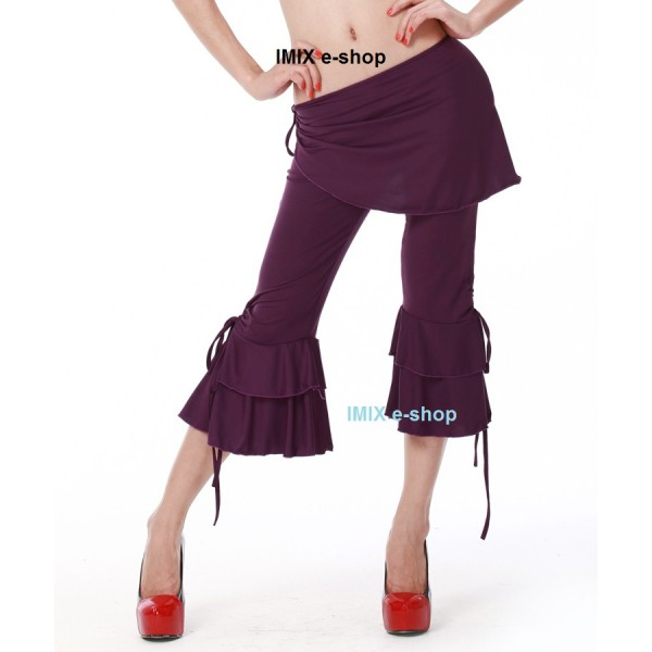 Kalhoty TRIBAL krátké