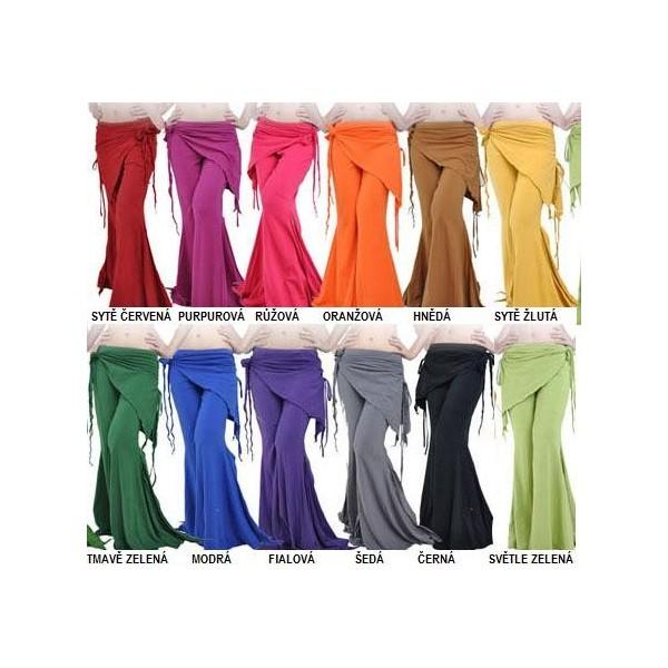Bavlněné kalhoty TRIBAL