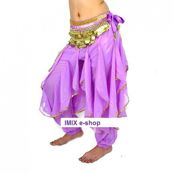 Orientální kalhoty BASHEERA