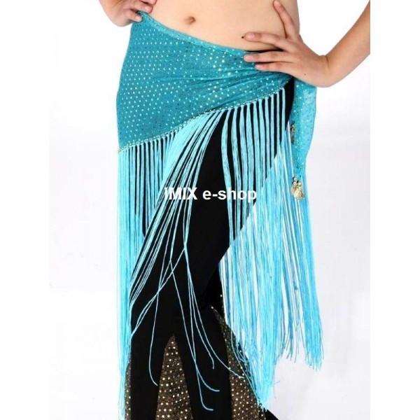 Třásňový šátek HAMID