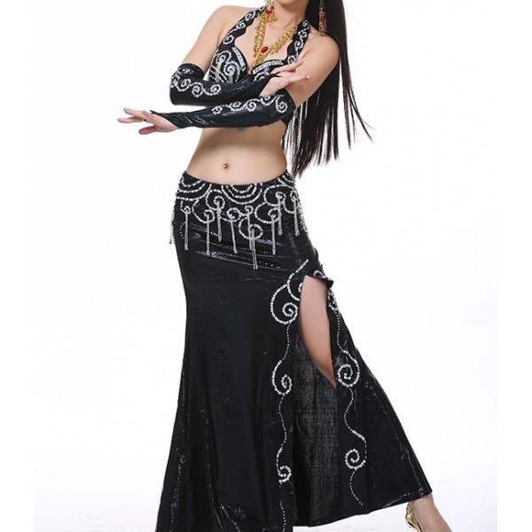 Orientální kostým JASAR HADÍ KŮŽE