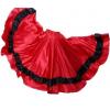 Široké a Flamenco sukně