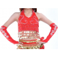 Decorated dance tops