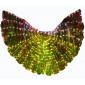 LED illuminated wings