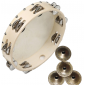 Cymbals tambourines and drums